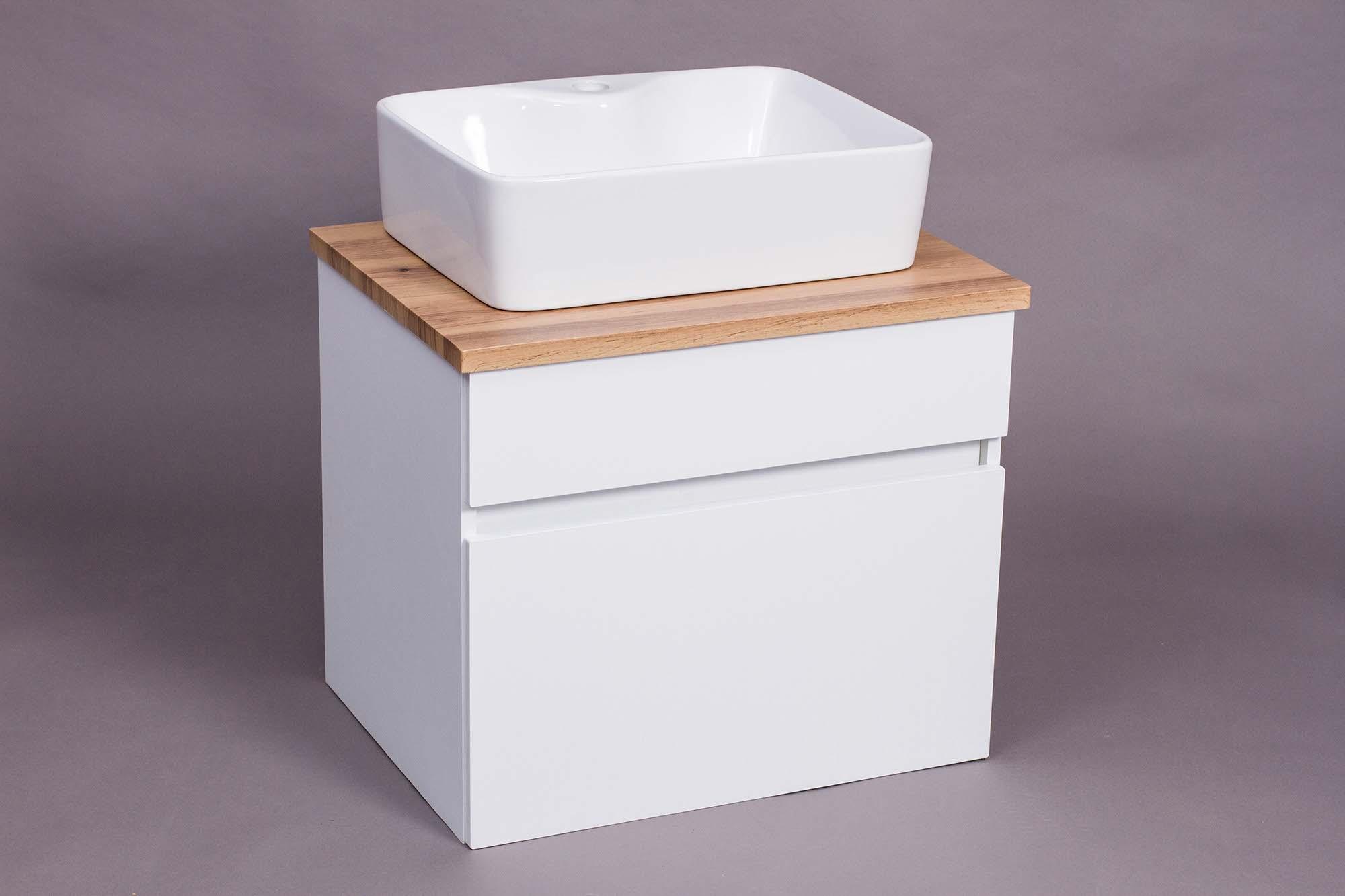 Canada 600* Cabinet & PVC Wrap Top