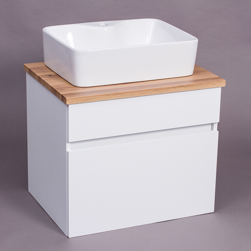 Canada 600* Cabinet & PVC Wrap Top