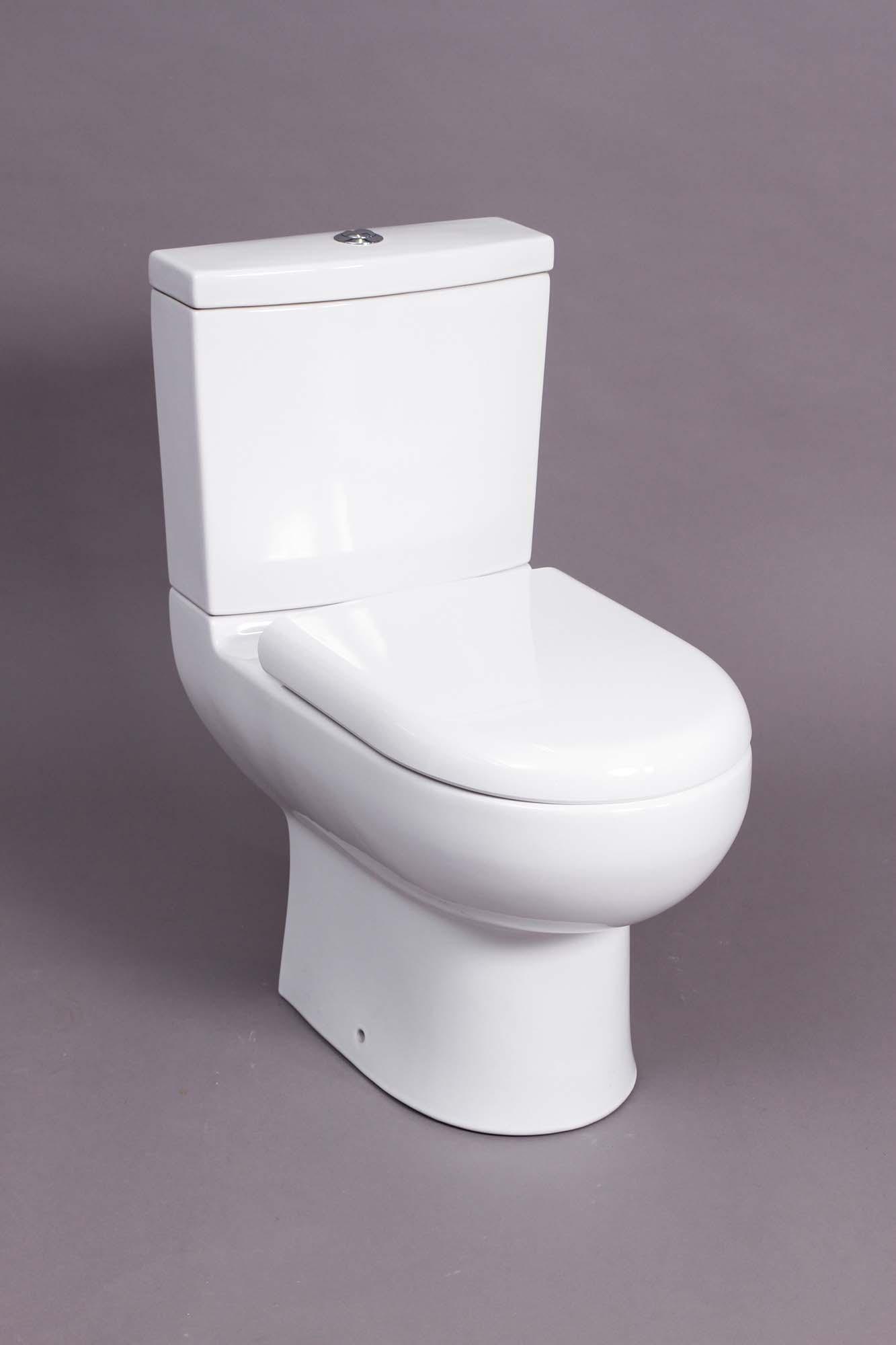 Hudson C/c Toilet Suite