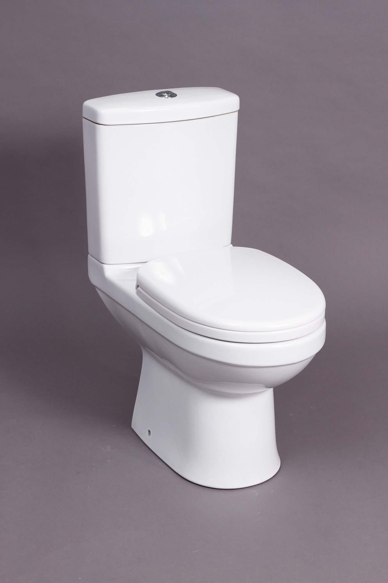 Jordan C/C Toilet Suite