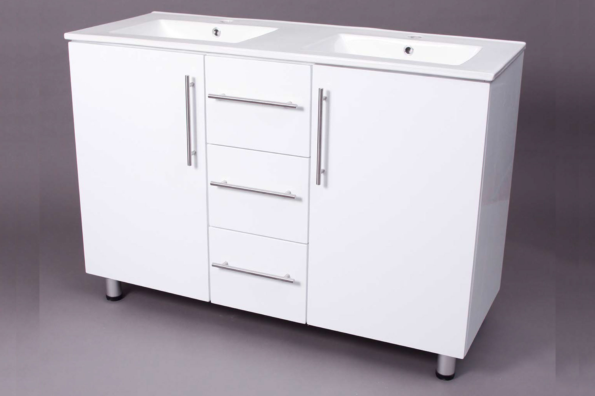 Victoria 1200 3 Drawers  & 2 Doors